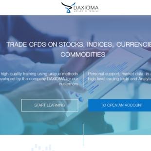 Daxioma — реальные отзывы о брокере Даксиома